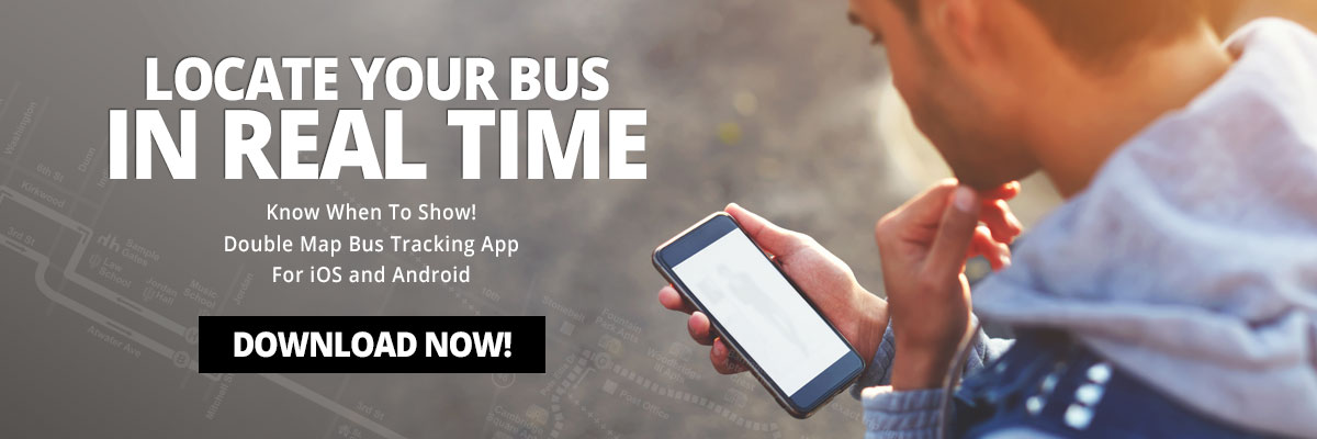 Locate Your Bus In Real Time