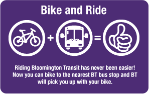 Learn more about Bike and Ride